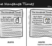 The Nonsense Times 1