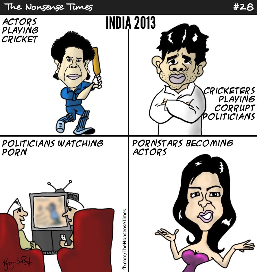 india in 2013