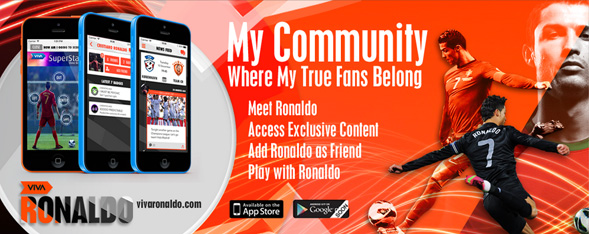 Cristiano Ronaldo Website Viva Ronaldo 2