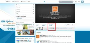 IEEE Xplore Promoted Tweet
