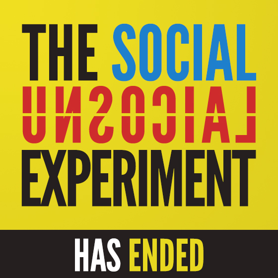 The Social Unsocial Experiment pIC