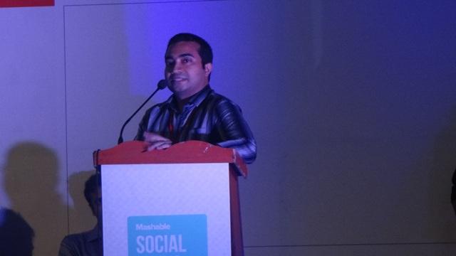 Sandeep Verma social media day kochi 2014