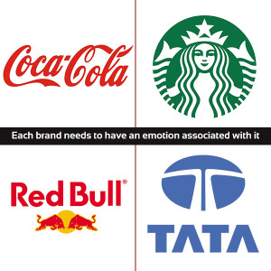 brands associated with emotion