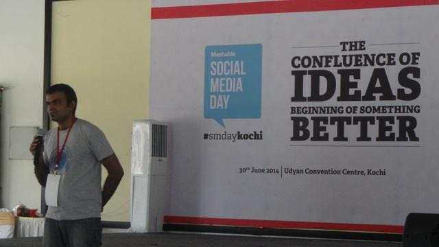 social media day kochi 2014