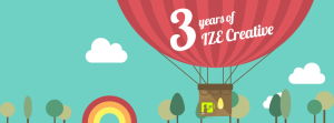 IZE Creative 3 years content marketing