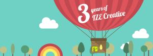 IZE Creative 3 years content marketing