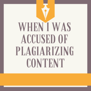 Plagiarized Content